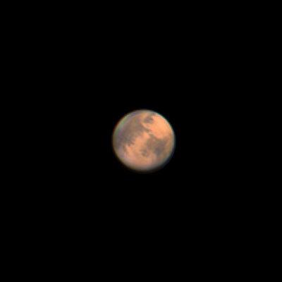 Marte en Oposicion