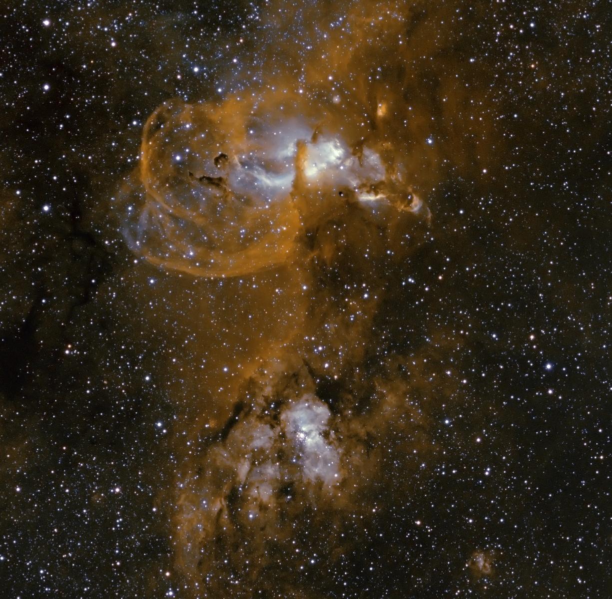 NGC3579 zoom