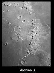 Montes Apenninus 2