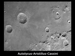 Autolycus - Aristillus - Cassini