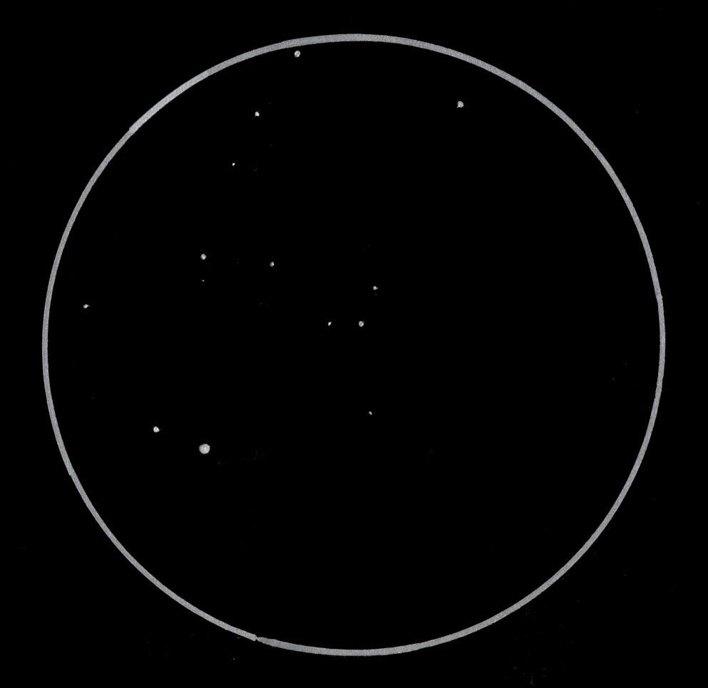 Dibujos astronómicos