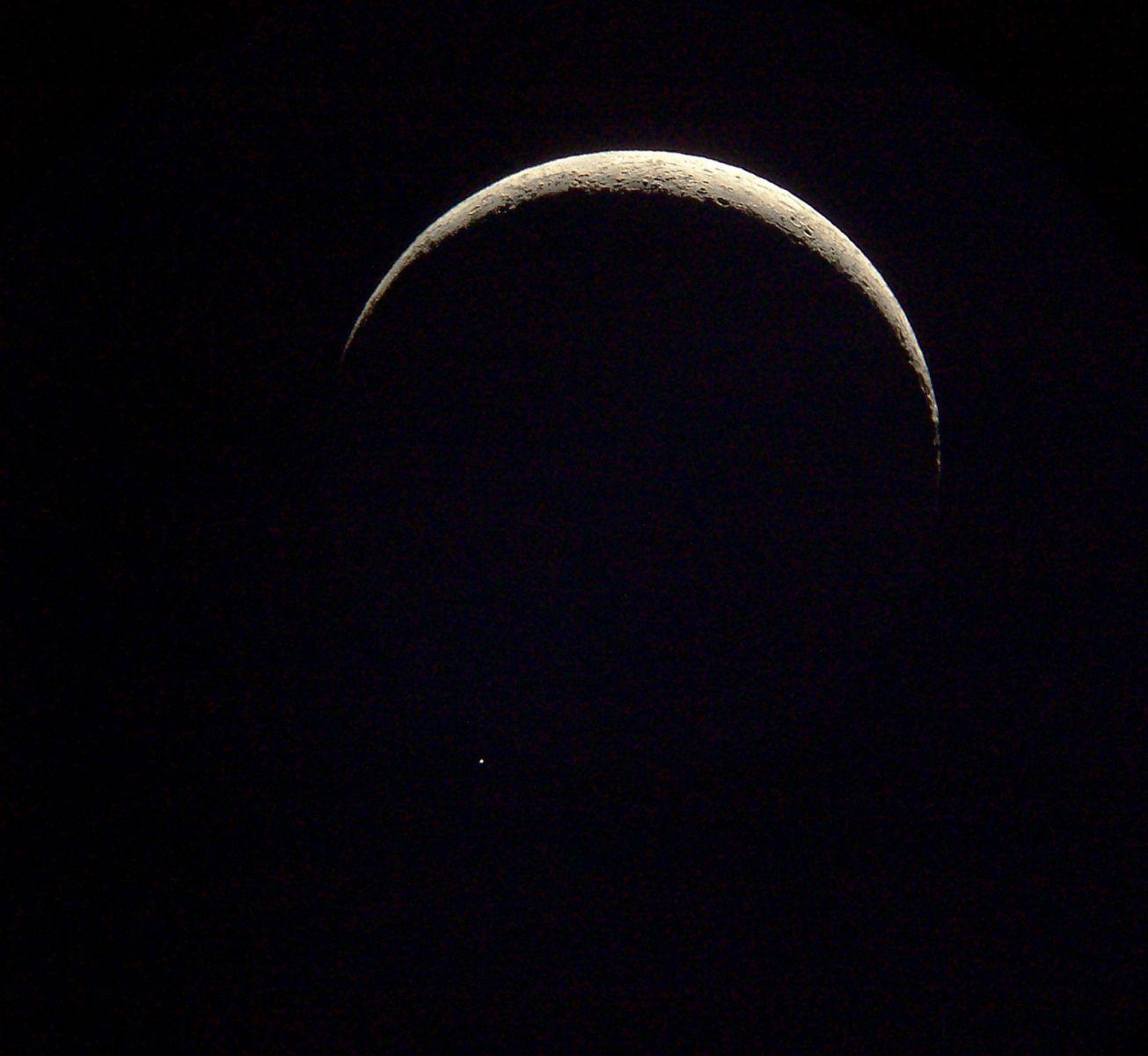 Ocultación Pórrima - luna