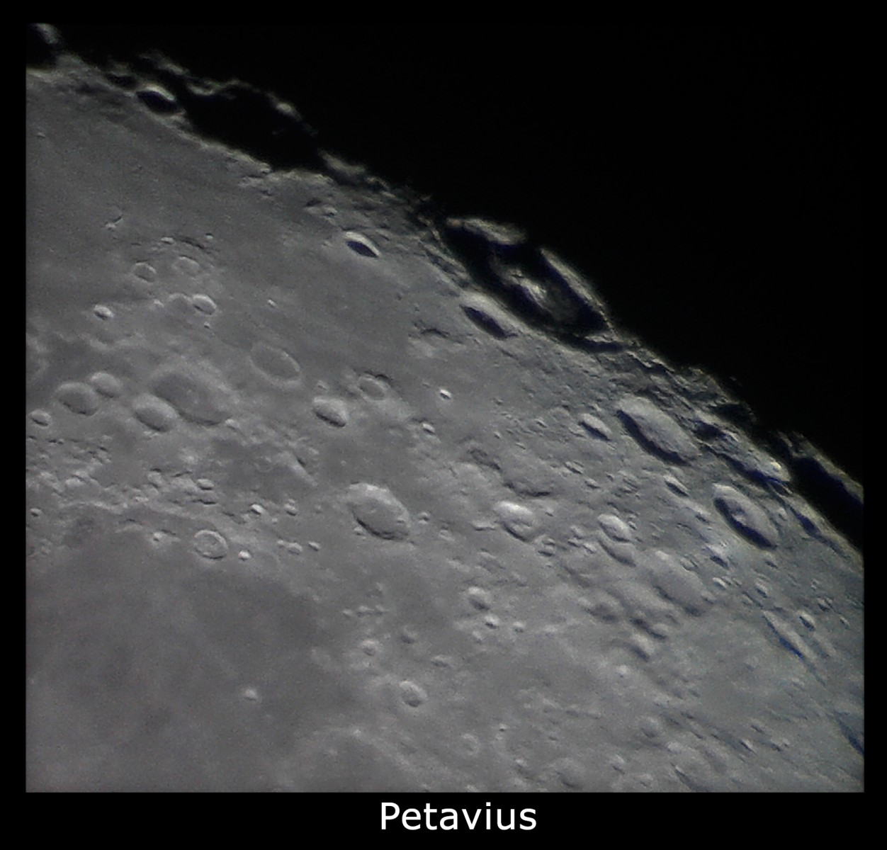 Petavius - 200x