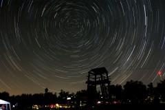 Star Trails en Doyle
