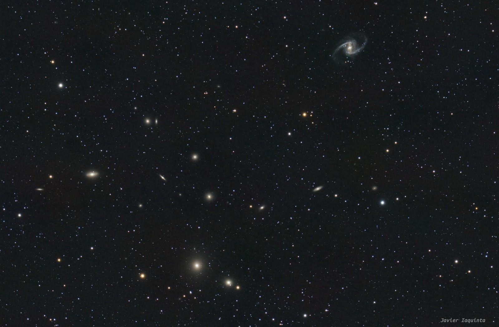 NGC1365 en Fornax