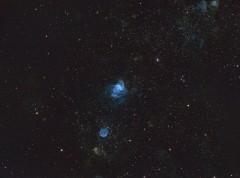 NGC346 narrowband