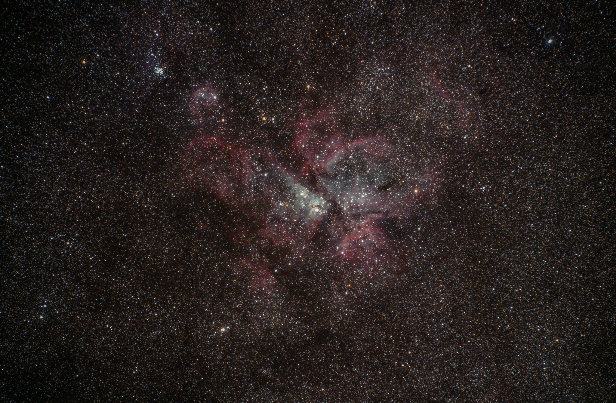 Nebulosa de Eta Carinae