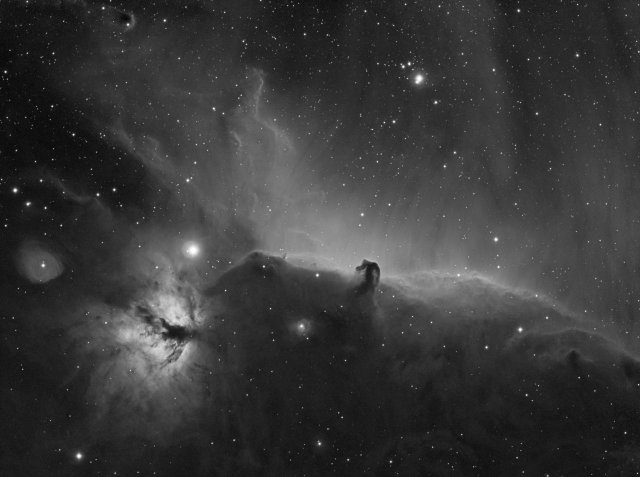 IC434 Halpha