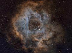 NGC2244 narrowband