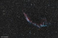 NGC6992 - Eastern Veil Nebula