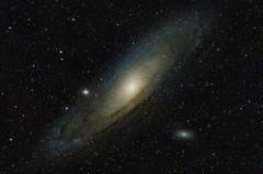 M31 - Galaxia de Andrómeda