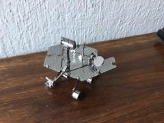 Modelo a escala del rover Opportunity