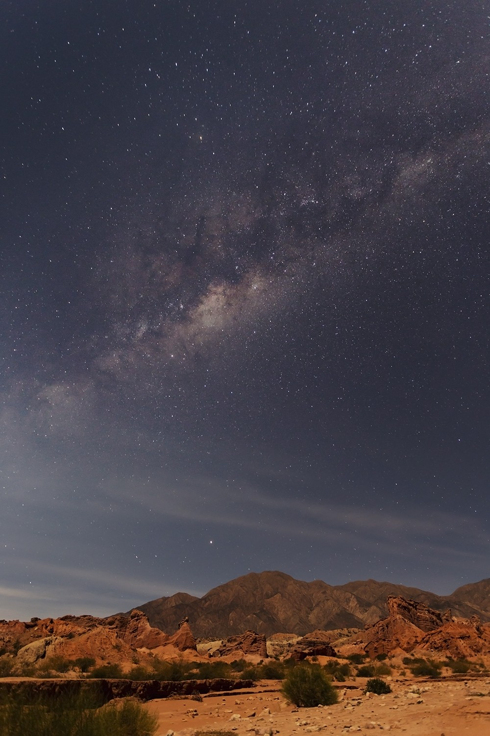 Via Lactea - Los Colorados - Salta II