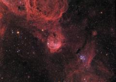 Nebulosa Gabriela Mistral