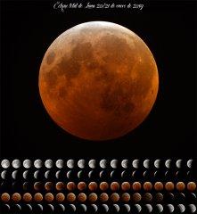 Eclipse de Luna 21 enero 2019