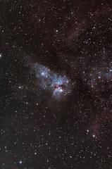 Eta Carinae (NGC 3372), Asaramas Parque Centenario